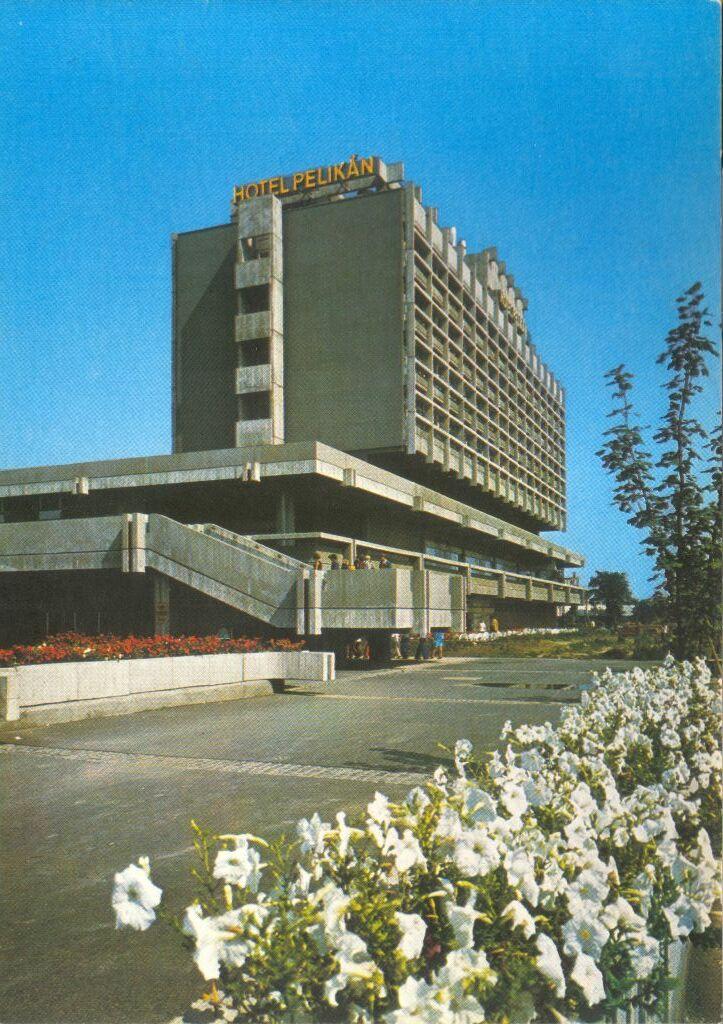 SZOLNOK Hotel Pelikán